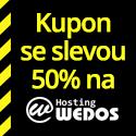 Webhosting Wedos