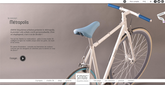 Smog Bicyclettes