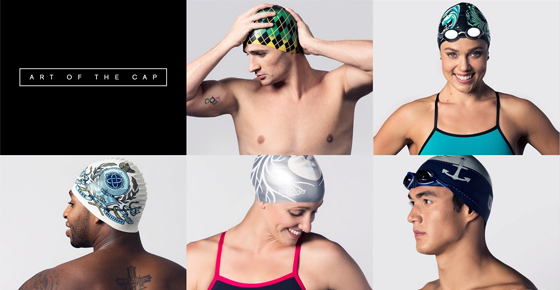 Speedo – Art of the Cap
