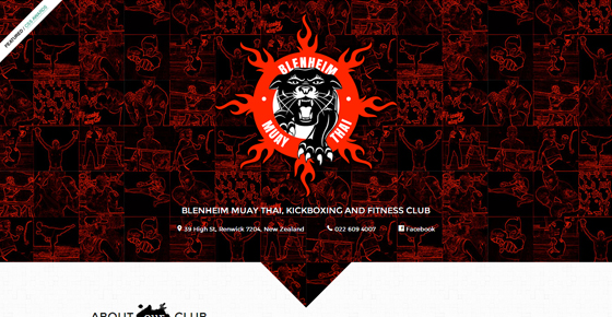 Blenheim Muay Thai