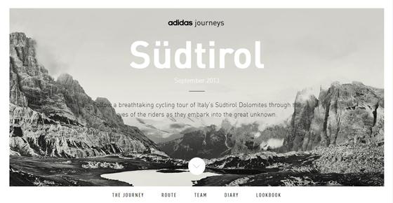 Adidas Journeys