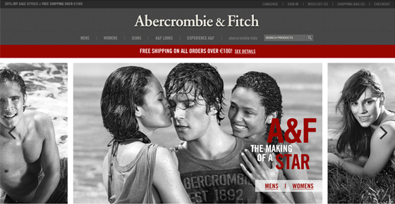 Abercrombie-&Fitch