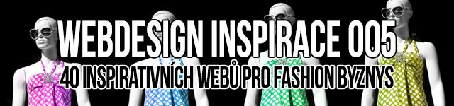 40 Inspirativních webů pro fashion byznys