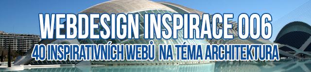40 Inpsirativních webů na téma architektura